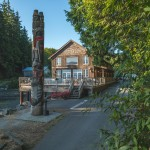 The Renfrew Pub in Port Renfrew BC